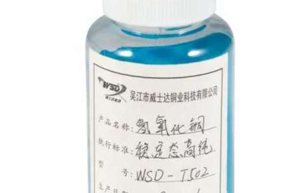 Introduction Of Copper Chloride Dihydrate Manufacturers